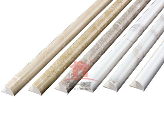 石塑瓷砖收口线 JY06